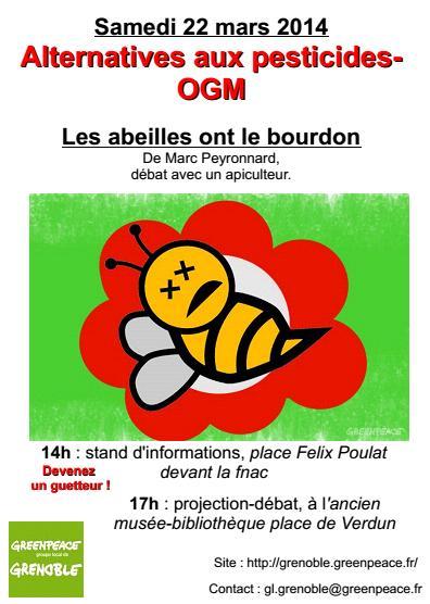 semaine pesticide 2014