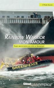 couverture Rainbow Warrior mon amour, glenat
