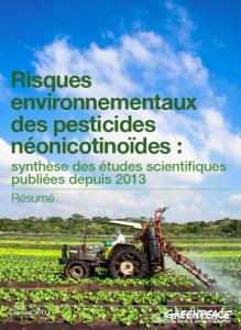 rapport pesticide