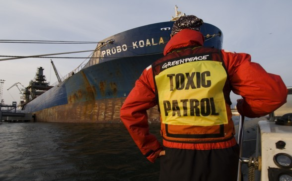 Trafigura : nouvelles accusations de corruption - Greenpeace France