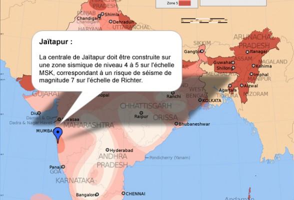 Carte Sismique Inde.Epr En Inde Une Impression De Deja Vu Greenpeace France