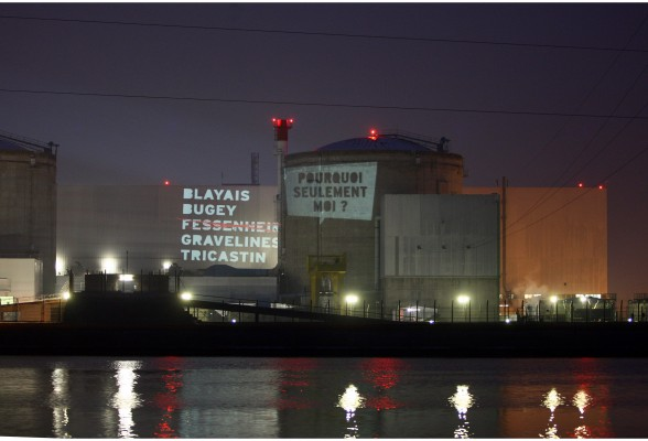 (c) Nicolas Chauveau / Greenpeace