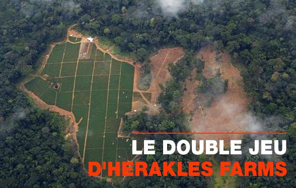 le double jeu d'herakles
