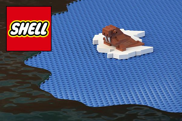 lego shell walrus