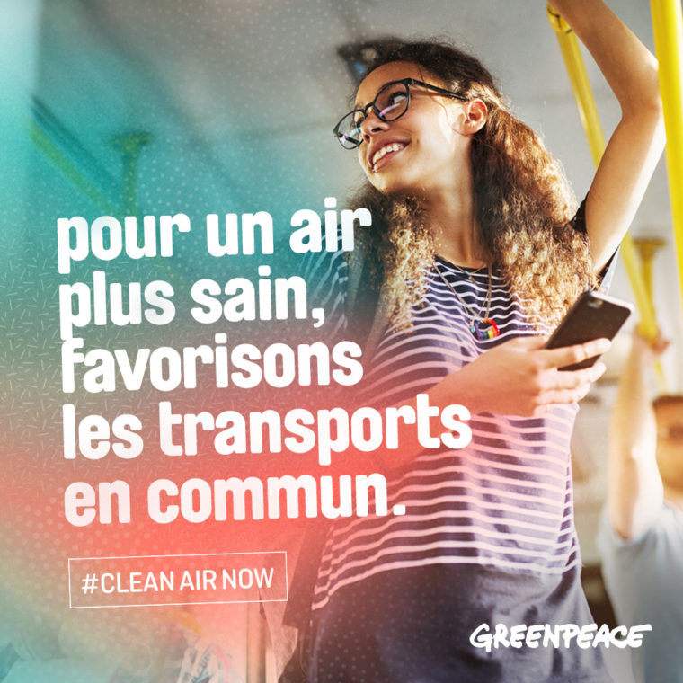 Solution contre la Pollution de l'air
