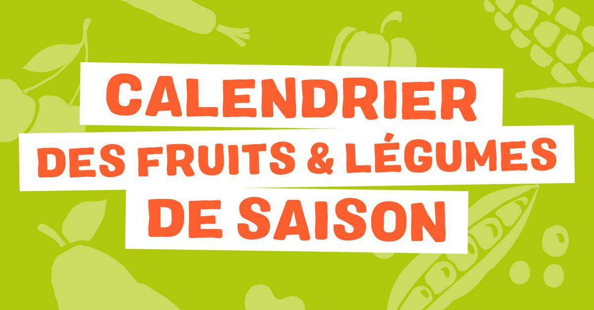 Calendrier Des Legumes.Calendrier Des Fruits Et Legumes De Saison Greenpeace France
