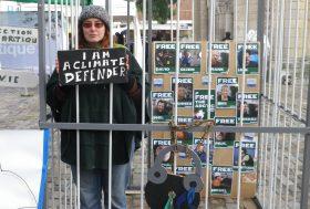 Free the Arctic 30 ! Poitiers se mobilise pour les défenseurs du climat !