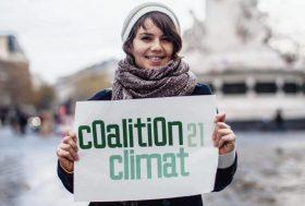 Marche mondiale pour le climat à Strasbourg
