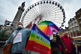 Mobilisation citoyenne à Lille pour la COP21 réussie !
