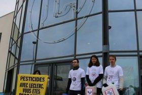 Les pesticides : un tabou chez Leclerc?