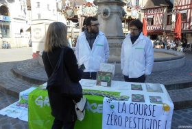 Quand les grandes surfaces s'engagent à réduire l'usage des pesticides