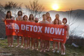 Detox : la mobilisation continue