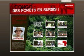 Congo : Marion Cotillard face au pillage des forêts congolaises