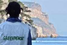 Soirée de présentation de Greenpeace