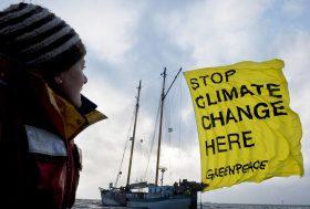 Agir avec Greenpeace