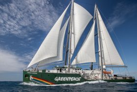 Le Rainbow Warrior III
