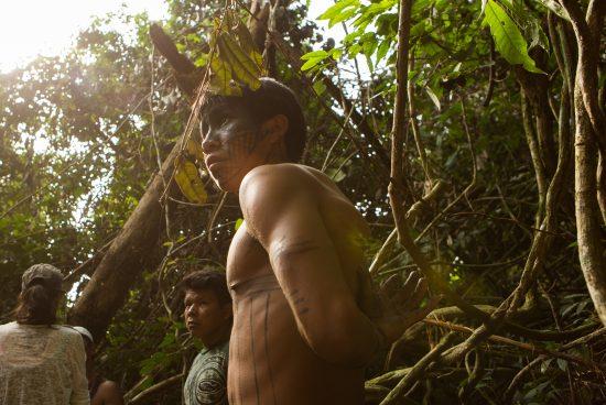 Sauvons le cœur de l'Amazonie