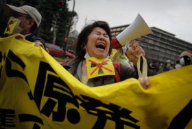 Fukushima : rassemblements alors que la France poursuit sa fuite en avant nucléaire