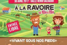 30 avril – Foire Bio de La Ravoire