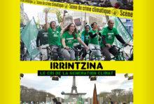 10 mai – projection en avant-première du film Irrintzina Le Cri de la génération Climat