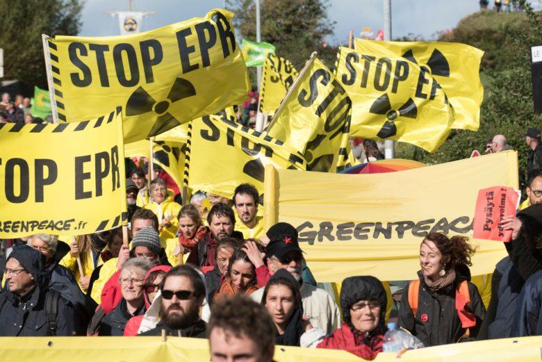 Les antinucléaires attaquent le décret d'autorisation du chantier — EPR de Flamanville