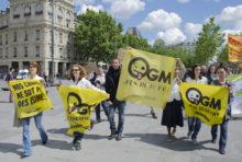 Samedi 20 mai, Marche mondiale contre Monsanto