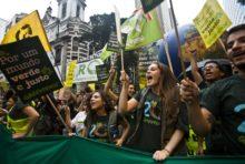 Ensemble, marchons pour le climat et la justice sociale