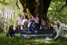 Nos voix sont essentielles (Mobilisation mondiale pour la liberté d'expression)