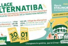 Weekend des Alternatives au Village Alternatiba !