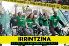 Projection-débat du film Irrintzina