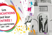9 septembre – Forum des Associations de Chambéry