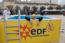 EDF l'amour du risque !