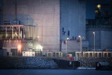 [ACTION] Sécurité nucléaire : nos militants à Cruas (Ardèche)