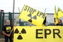 Pas de feu vert pour l'EPR ! Nous demandons l'annulation de l'avis de l'ASN