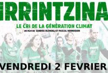 2 février à 20h30 – Projection du film Irrintzina – Astrée Chambéry