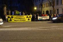 22 février – Chambéry – rassemblement de soutien aux opposants au projet Cigeo à Bure