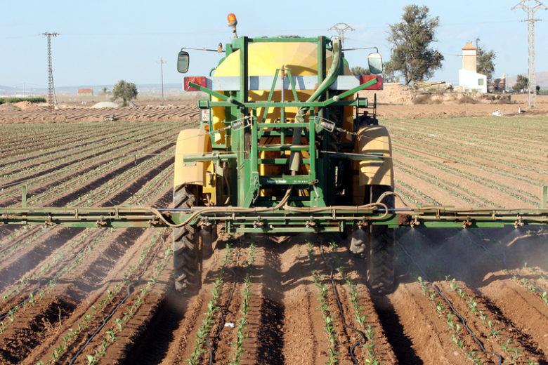 L'usage de pesticides en Espagne