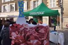 Deux fois trop de viande… déjà 2 activités à Poitiers