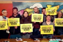 Chambery #AvecGreenpeace