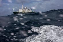 Récif de l'Amazone : Neptune se fâche