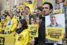 [DIRECT] Soutien aux militants en procès à Privas