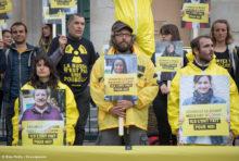 Procès de nos militants: pas de victoire pour EDF