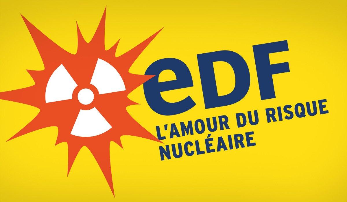 EDF : l'amour du risque nucléaire
