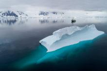 Les plastiques n'ont rien à faire en Antarctique