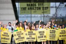 Récif de l'Amazone : des soutiens de taille contre Total