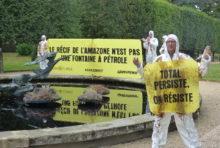 Récif de l'Amazone: la mobilisation continue!