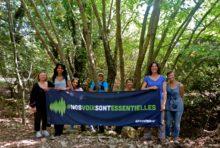 Greenpeace Nice au Festival du Livre de Mouans-Sartoux