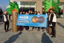 A Massy : Mobilisés pour dénoncer la poursuite de la déforestation !