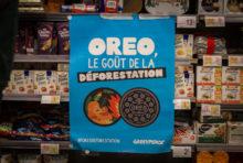 Action Forêts «OREO le goût de la déforestation»