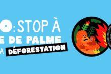 A Poitiers comme partout dans le monde ce samedi 17, on combat Wilmar et son huile de palme issue de la déforestation!